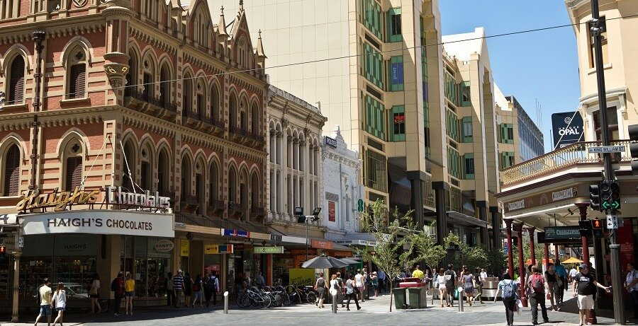 Adelaide City Tour I