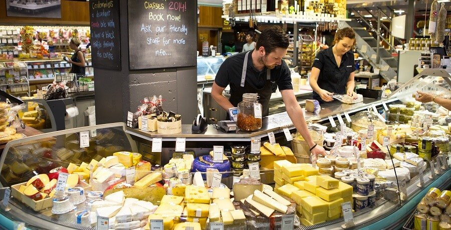 Adelaide City Central Market Tour - Cheese